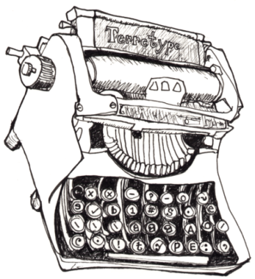 Terretype Typewriter
